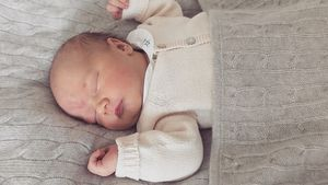 1. Babyfoto: Die Schweden lieben Prinz Gabriel schon jetzt!