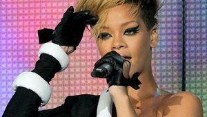 """Rihanna: """"Mein Freund hält mich ruhig"""""""