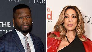 Trotz Sucht-Beichte: 50 Cent vergibt Wendy Williams nicht!