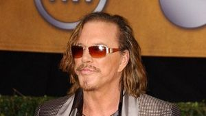 "Mickey Rourke ergattert Rolle in ""Iron Man II"""