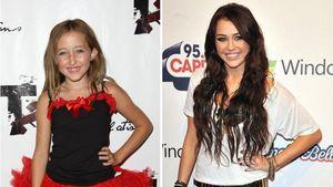 Video: Noah stahl Schwester Miley Cyrus die Show