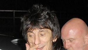 Ronnie Wood darf nicht mit auf Tour