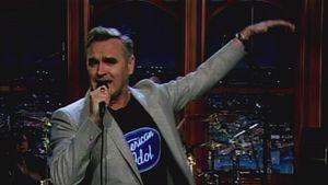 Fleisch-Verbot bei Morrissey-Konzerten