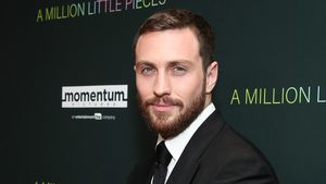 """Also doch! Aaron Taylor-Johnson in """"Avengers 2"""""""