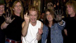 Harte Diagnose: Leidet AC/DC-Gitarrist an Demenz?