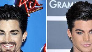Alles neu! Adam Lambert zeigt Bart und Freund