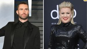"Adam Levine verlässt ""The Voice"": Schock für Kelly Clarkson!"