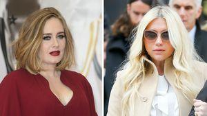 Adele Adkins und Kesha
