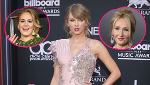 Backstage: Adele und J.K. Rowling bei Taylor Swift-Konzert
