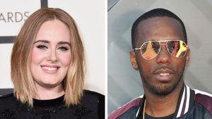 Barfuß im Abendkleid: Adele auf Datenight mit Rich Paul?