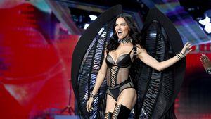 Erster VS-Engel aus Wachs: So stolz ist Adriana Lima!
