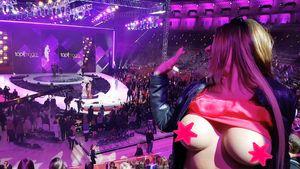 Krass! Aische Pervers drehte Live-Porno während GNTM-Finale