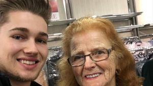 UK-Dschungel-Star AJ Pritchard emotional: Oma wurde beerdigt