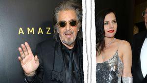 39 Jahre Altersunterschied: Al Pacinos Freundin trennt sich!