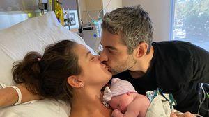 Hailey im Tanten-Glück: Alaia Baldwins Baby ist auf der Welt