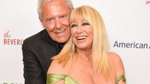 Suzanne Somers (73) bekommt Striptease von ihrem Mann (83)