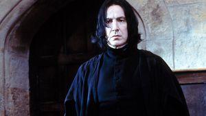 Rührend: Geheime Bedeutung hinter Snapes 1. Worten an Harry