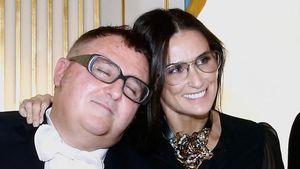 """""""Unter Schock"""": Demi Moore gedenkt Designer Alber Elbaz' (†)"""
