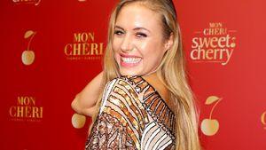 Endlich: Model Alena Gerber ist zum 1. Mal Mutter geworden!