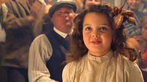"""""""Titanic""""-Mädchen schämte sich für ihre Tanzszene mit Leo!"""