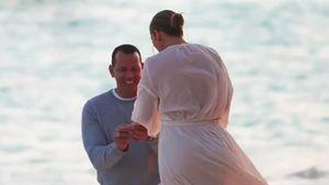 Ein Jahr verlobt: So schwärmt A-Rod von Jennifer Lopez