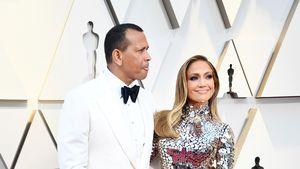 Nach Trennung: Behält Jennifer Lopez Alex' Verlobungsring?