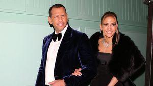 Nach Award-Niederlage: J.Lo und A-Rod schwänzen Party!