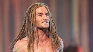 "Alexander Klaws im Musical ""Tarzan"""