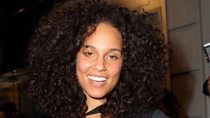 Alicia Keys auf einer Gala in New York