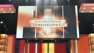 Vorbei! Deutscher Fernsehpreis wird eingestellt