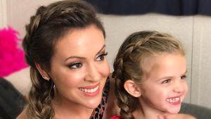Twin-Style: Alyssa Milano trägt Frisur ihres Töchterchens