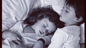 Elizabella Dylan Bugliari und Milo Thomas Bugliari