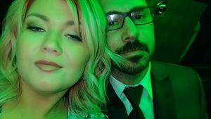 """Teen Mom""-Star Amber Portwood und Matt Baier"