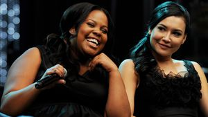 """Glee""-Star Amber Riley ehrt Naya Rivera (†) jeden Tag!"