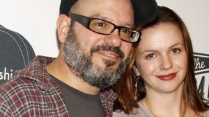 David Cross und Amber Tamblyn