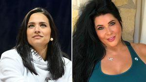 Hula-Hoop-Clip: Amira Pocher und Iris Klein zoffen sich