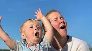 Nicht Mama: Das ist das erste Wort von Amy Schumers Sohn (1)