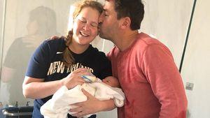 Am Geburtstag vom Sohn: Amy Schumer widmet Mann süße Zeilen
