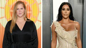 Lustiger Post: Amy Schumer will für Kim Kardashian modeln