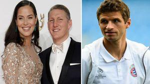 Ana & Bastian: So gratulierte Thomas Müller zu den Baby-News