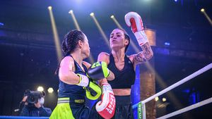 Promiboxen-Niederlage gegen Anastasiya: Jetzt spricht Elena