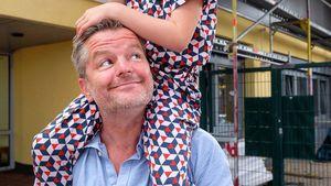 Zauberhaft: AWZ-Star André Dietz singt mit seiner Tochter