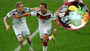 Drinks statt DFB! Götze & Schürrle feiern mit ihren Girls