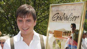 Bühnenjubiläum: So sah Andreas Gabalier vor zehn Jahren aus