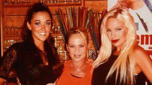 "Party-Flashback: ""Supertalent""-Angel & Gina-Lisa auf Malle!"