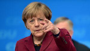 """Ohne Blog: Angela Merkel für """"Goldenen Blogger"""" nominiert!"""