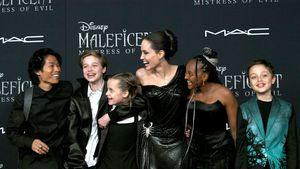 Selten: Angelina Jolie spricht über Hautfarben ihrer Kinder