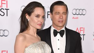 Trotz Scheidung: Angelina Jolie lobt Brads Papa-Qualitäten