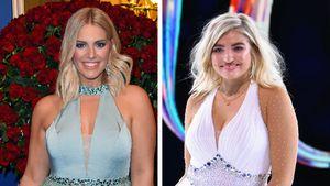"""Dancing on Ice"": Angelina Kirsch ist stolz auf Sarina Nowak"