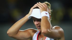 Emotionales Match: Angelique Kerber verpasst Olympia-Gold!